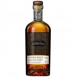 Whisky de Wambrechies Single Malt Fût de Sherry - Histoires d'Apéro