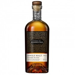 Whisky de Wambrechies Single Malt Fût de Sherry - Histoires d'Apéro Malt Fût de Sherry