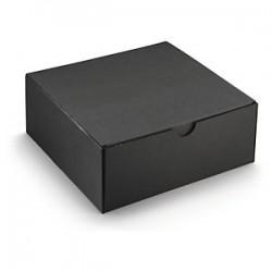 Boîte cadeau noire Histoires d'Apéro