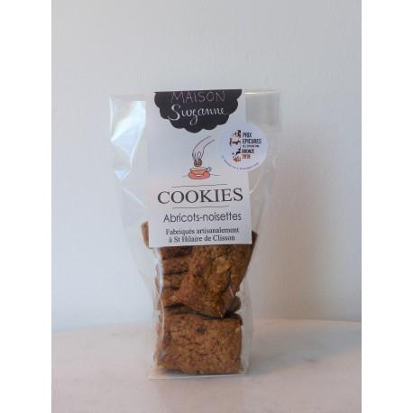 Cookies Abricots Noisettes Maison Suzanne - Histoires d'Apéro
