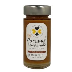 Crémeux de Caramel au Beurre Salé Un Amour de Crêpes - Histoires d'Apéro