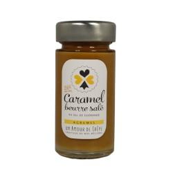 Crémeux de Caramel au Beurre Salé saveur agrumes Un Amour de Crêpes - Histoires d'Apéro