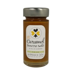 Crémeux de Caramel au Beurre Salé aux poires Un Amour de Crêpes - Histoires d'Apéro