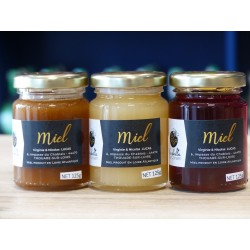 Miel de Forêt Les Abeilles du Corsen
