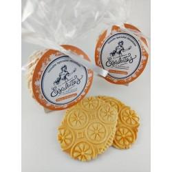 Biscuits Gaufrette Fleur d'Oranger