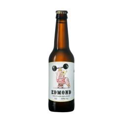 Bière Blonde Sans Alcool Edmond Bières - Histoires d'Apéro