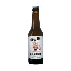 Bière Blanche Sans Alcool Edmond Bières - Histoires d'Apéro