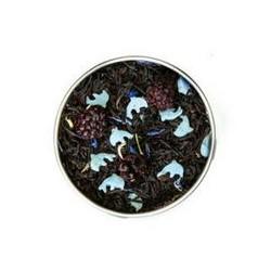 Thé Noir Le Grand Bleu Fruits Rouges et Noirs - Un Grain Une Feuille - HISTOIRES D'APERO