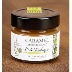 Caramel au Beurre Salé Nature Rozell et Spanell - Histoires d'Apéro
