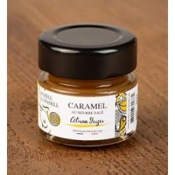 Caramel au Beurre salé Citron Yuzu Rozell et Spanell - Histoires d'Apéro