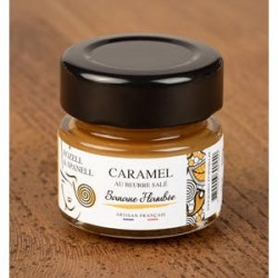 Caramel au Beurre salé Banane Flambée Rozell et Spanell - Histoires d'Apéro