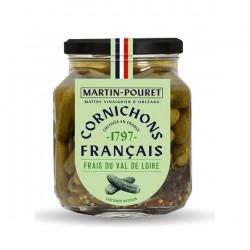 Cornichons Val de Loire martin Pouret - HISTOIRES D'APERO