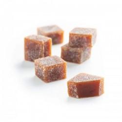 Pâtes de fruits Pomme-Caramel Beurre Salé coffret Les Gourmands d'Ouest - Histoires d'Apéro