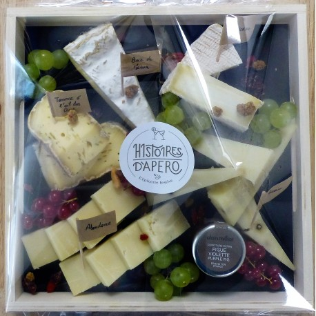 PLATEAU FROMAGE 4/6 PERSONNES