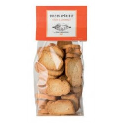 Toast nature La Chanteracoise - HISTOIRES D'APERO