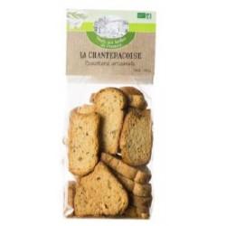 Toasts bio aux herbes de Provence La Chanteracoise - HISTOIRES D'APERO