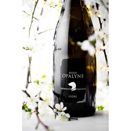 Cidre Opalyne brut floral Kystin - HISTOIRES D'APERO