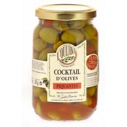 Cocktail d'olives piquantes L'Oulibo - HISTOIRES D'APERO