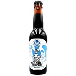 Milk Stout O'Clock Brewery - Histoires d'Apéro