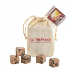 Glaçons granit Whisky On The Rocks - Histoires d'Apéro