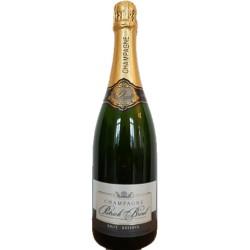 Le Champagne Réserve Patrick Breulaccompagnera vos apéritifs festifs.Vous apprécierez son goût fruité.