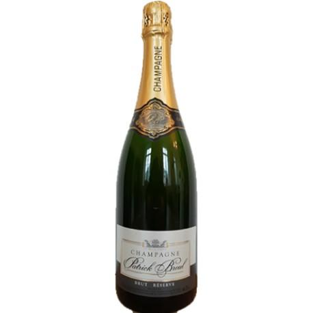 Champagne Brut Réserve Breul - Histoires d'Apéro