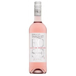 Rosé de Pressée Domaine Tariquet - Histoires d'Apéro