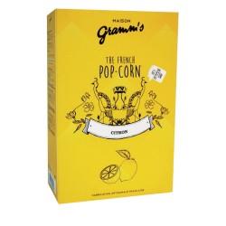 Pop-Corn Citron Maison Gramm's - HISTOIRES D'APERO