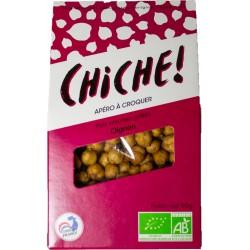 Pois Chiches Grillés Bio Oignon CHICHE - HISTOIRES D'APERO
