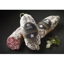 Saucisson pur Porc Bastout Maison Loste - Histoires d'Apéro